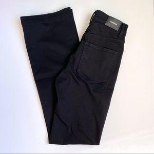 NWT Express Super High Rise Boot Cut Jeans